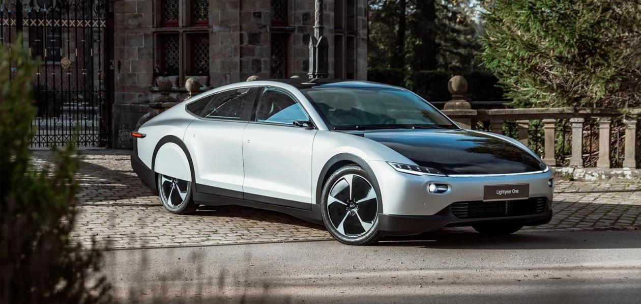 Электромобиль Lightyear One поедет на шинах Bridgestone