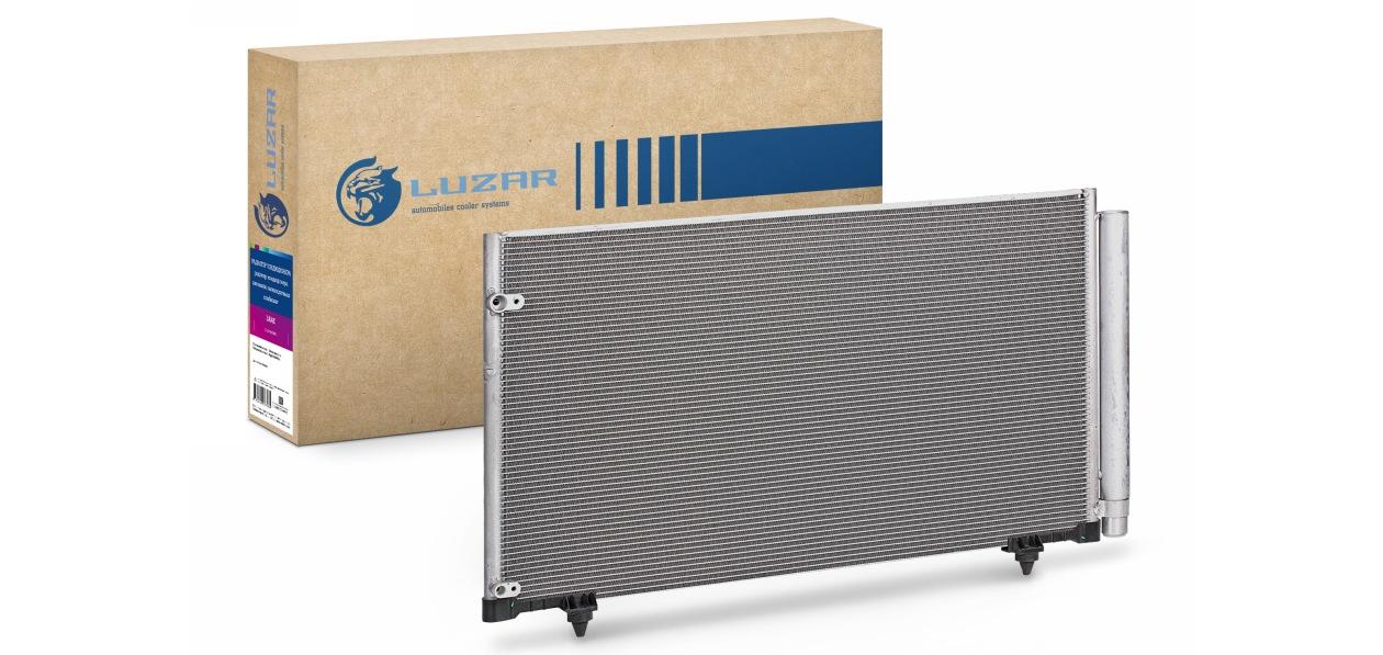 LUZAR объявил о выпуске новых конденсеров