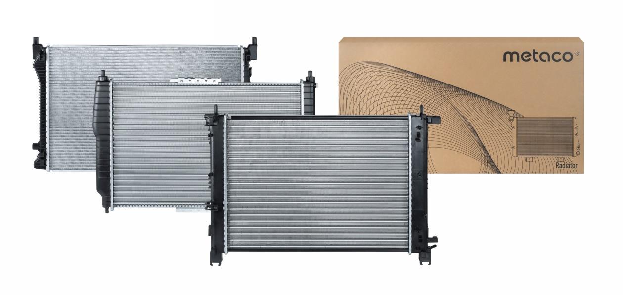 Metaco начал выпускать радиаторы