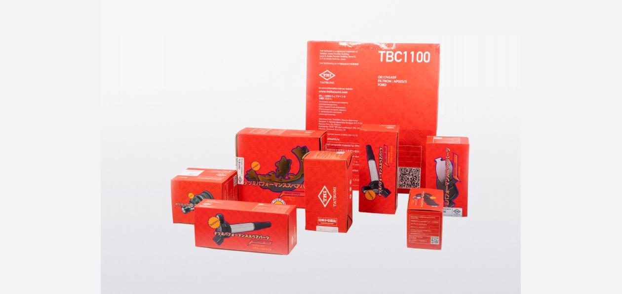 В России стали доступны автозапчасти TMI Tatsumi