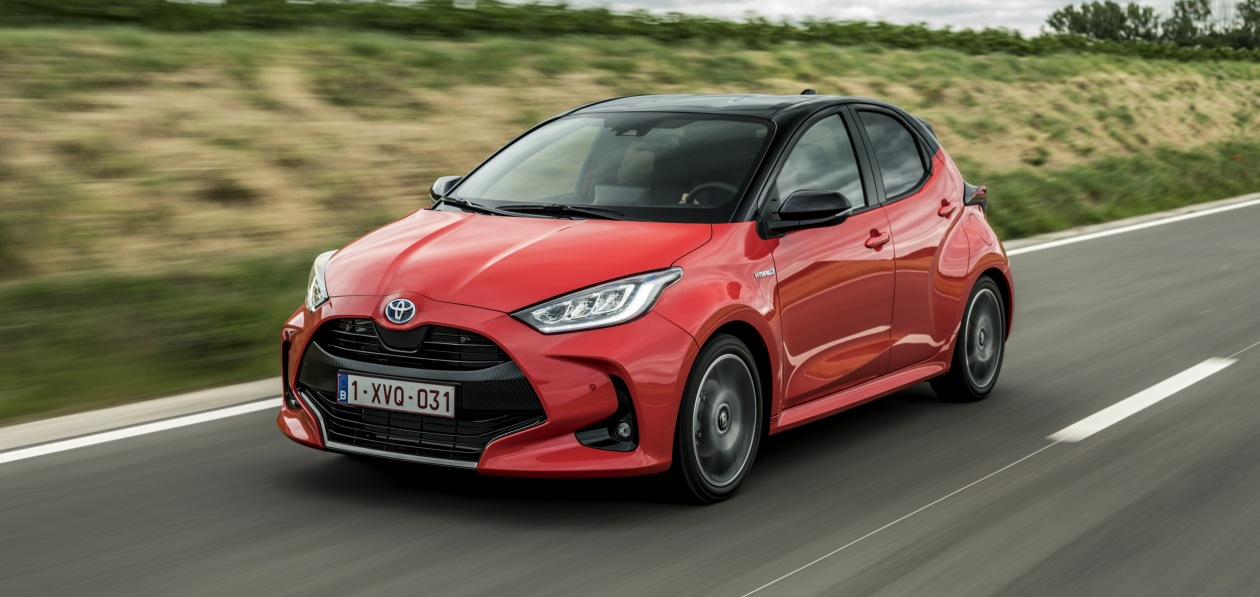 Гибрид Toyota Yaris «поедет» на системе привода польского производства