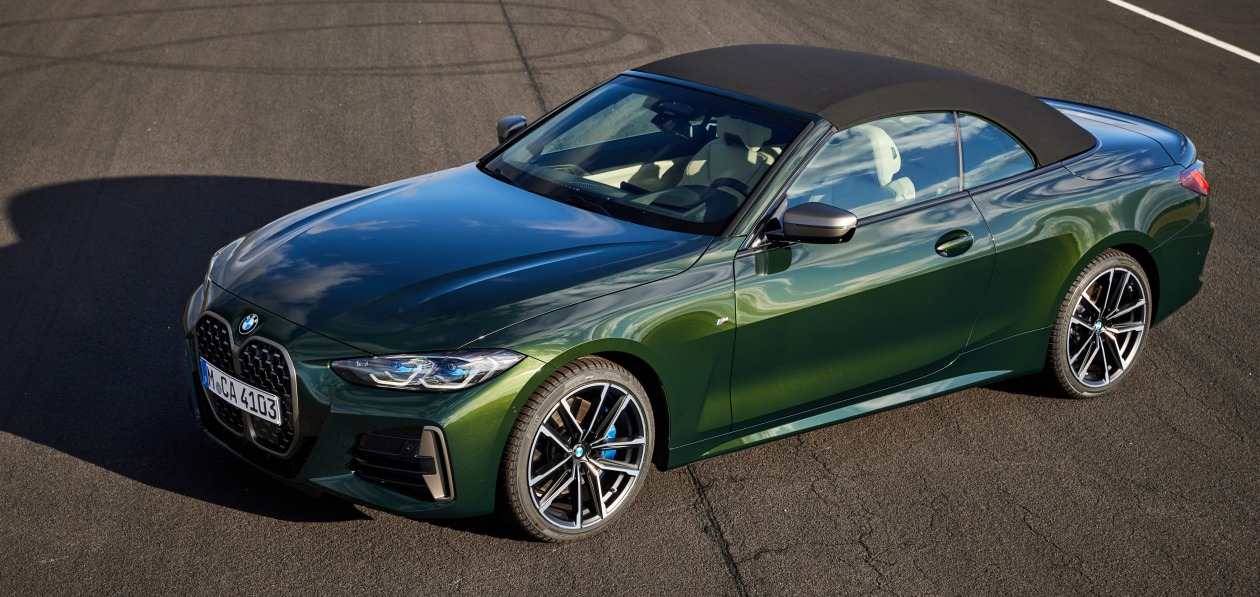 Webasto разработала крышу для кабриолета BMW 4 Series