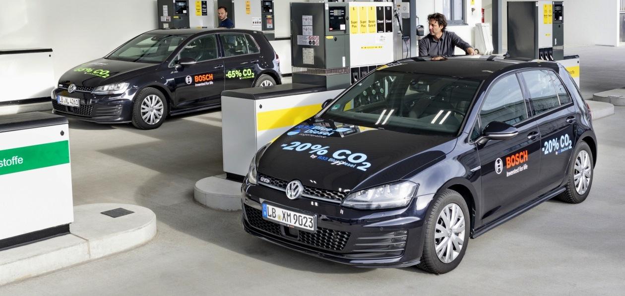 Bosch, Shell и Volkswagen разработали «экологичный» бензин