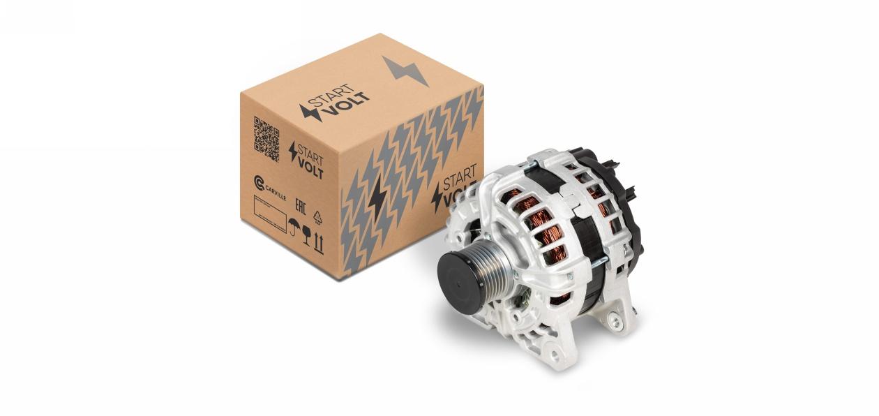 StartVOLT запустил продажи новых генераторов