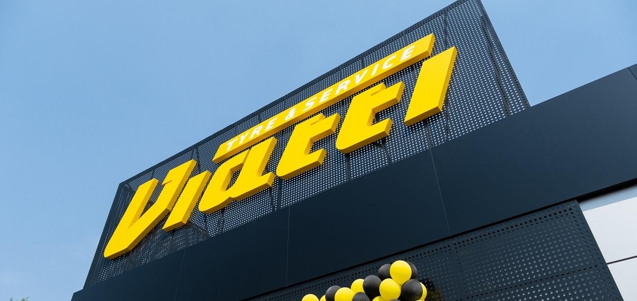 Kama открыла первый торгово-сервисный центр Viatti
