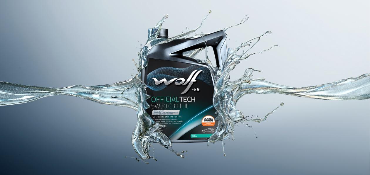 Wolf выпустил обновленное моторное масло
