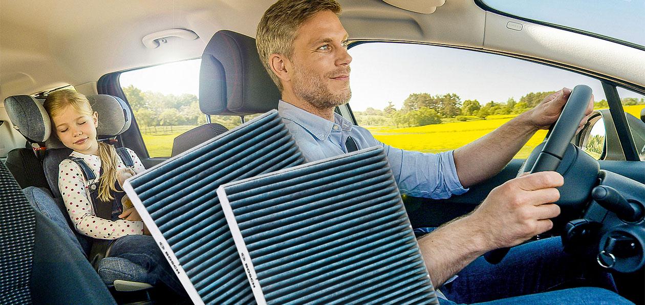 Салонный фильтр — деталь автомобиля, которая будет в нем всегда
