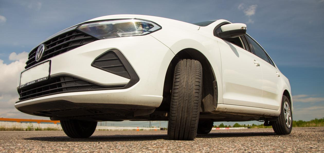 Тест шин Michelin Primacy 4: ставим премиальные покрышки на «бюджетник»