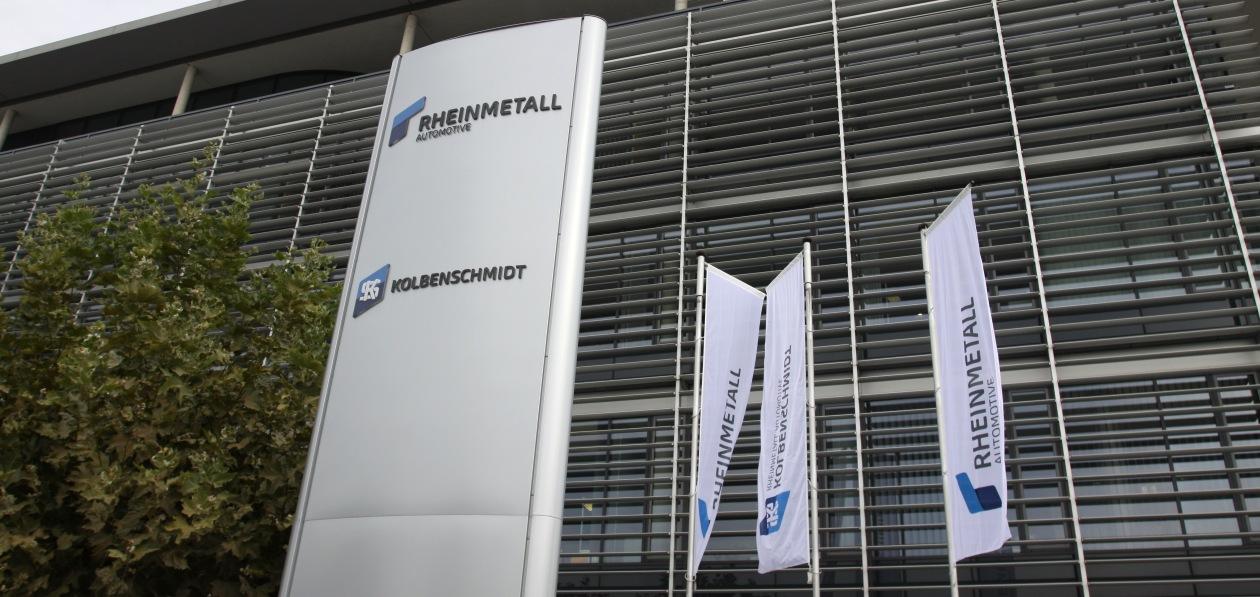 Rheinmetall разработает поршни для крупного мирового автопроизводителя