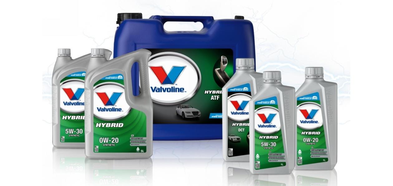 Valvoline представил масло для «гибридов»