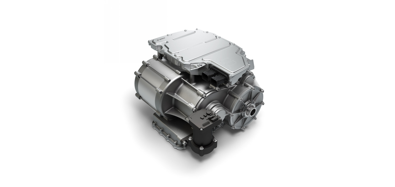 Bosch выпустил вариатор для электромобилей
