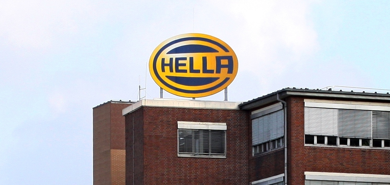 Hellа показала бесконтактный ключ для автомобилей