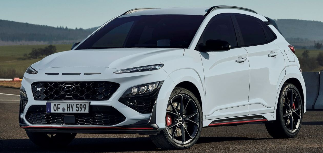 Pirelli оснастит Hyundai Kona N шинами P Zero