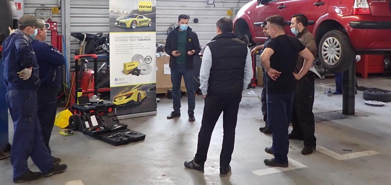 Институт автомобильной промышленности аккредитовал учебные программы TMD Friction