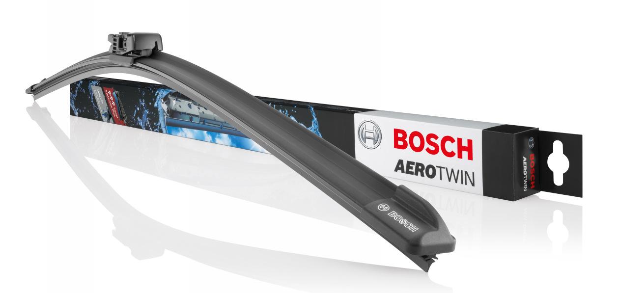 Bosch усовершенствовал фирменные бескаркасные «дворники»