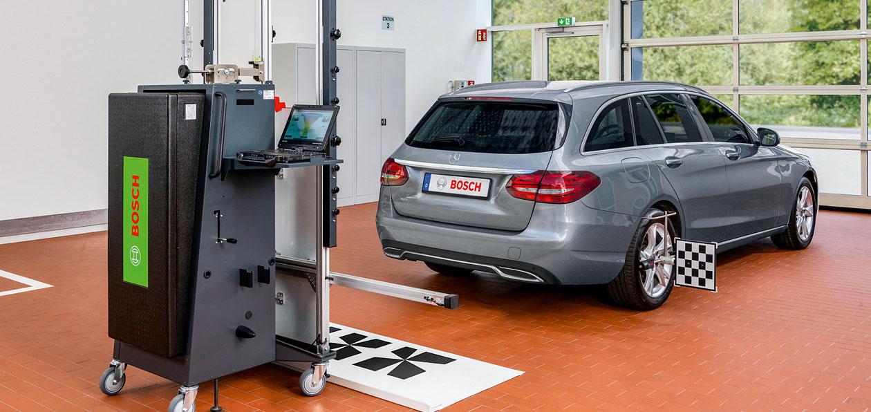 Калибровка автомобильных систем — перспективная услуга для СТО