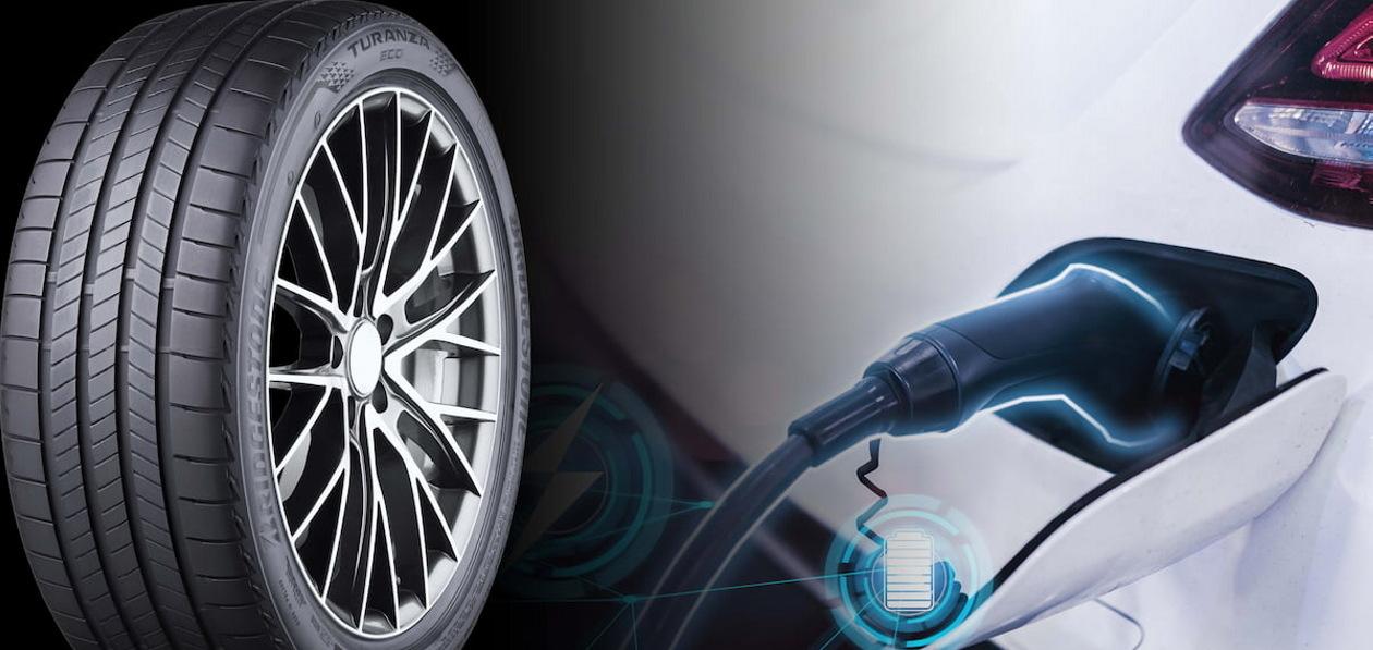 Bridgestone будет выпускать больше шин для электромобилей