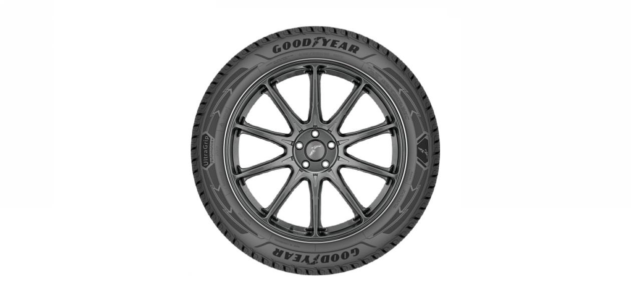 Goodyear выпустила новые зимние шины для кроссоверов и внедорожников