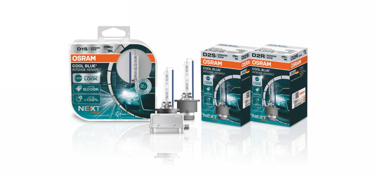 Osram обновил линейку фирменных автомобильных ламп