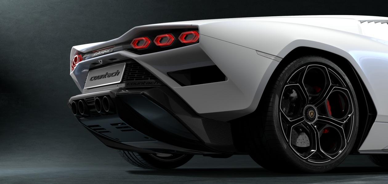 Pirelli вновь выпустила шины для Lamborghini Countach спустя 50 лет