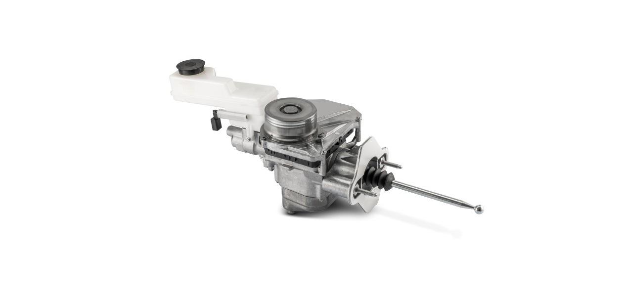 ZF представил усилитель тормозов для электромобилей и модульные датчики ABS