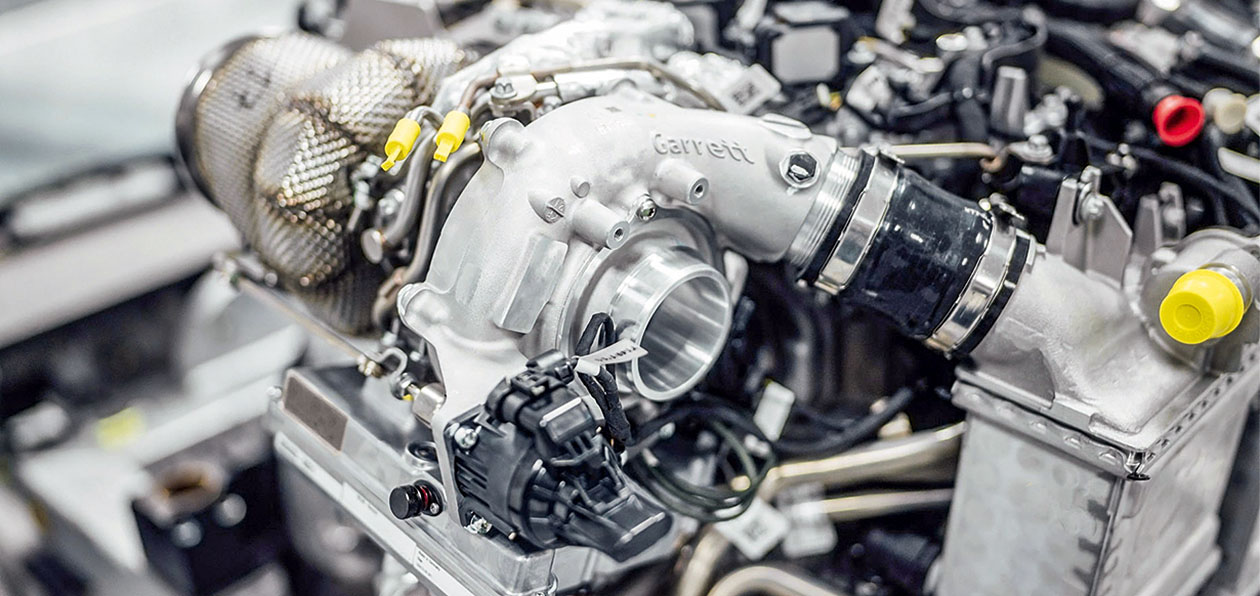 Как ремонтируют турбины: выясняем на примере реального автомобиля