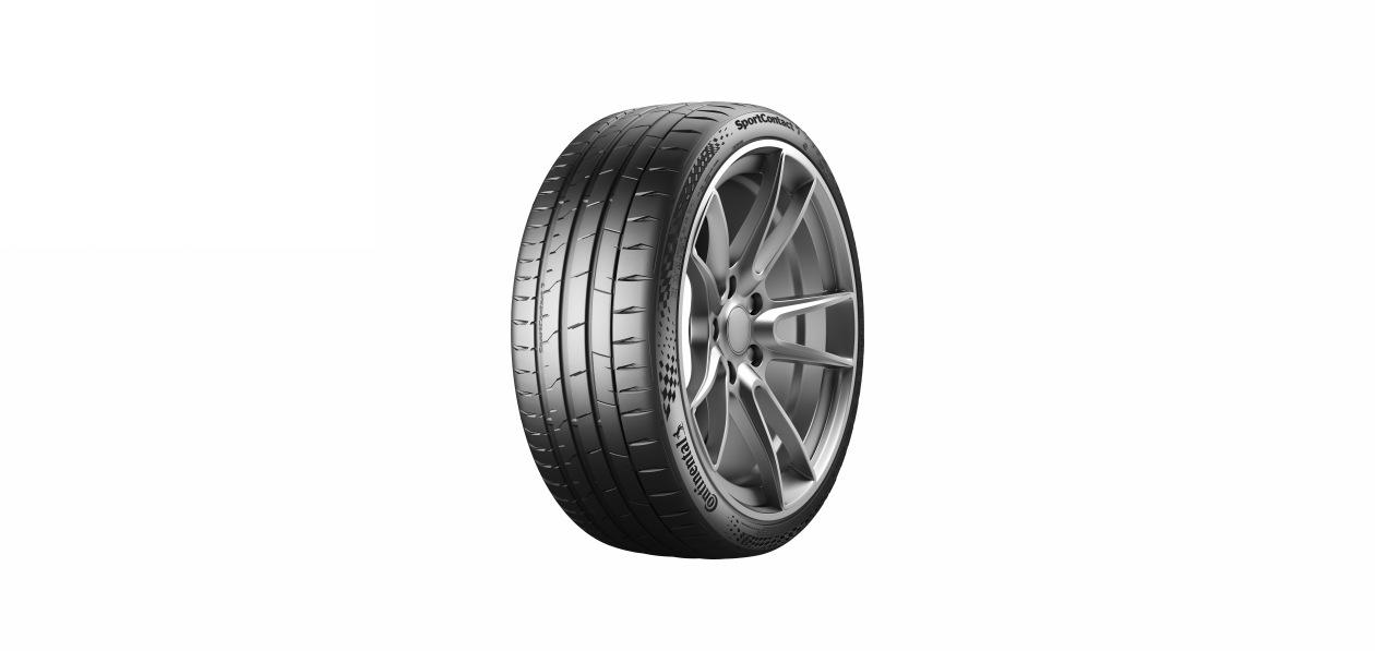 Continental выпустила спортивные шины нового поколения
