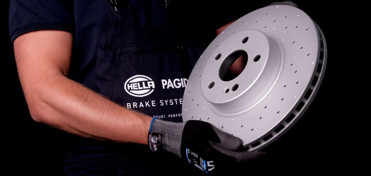 Hella Pagid выпустит бюджетные тормозные диски для Mercedes-Benz