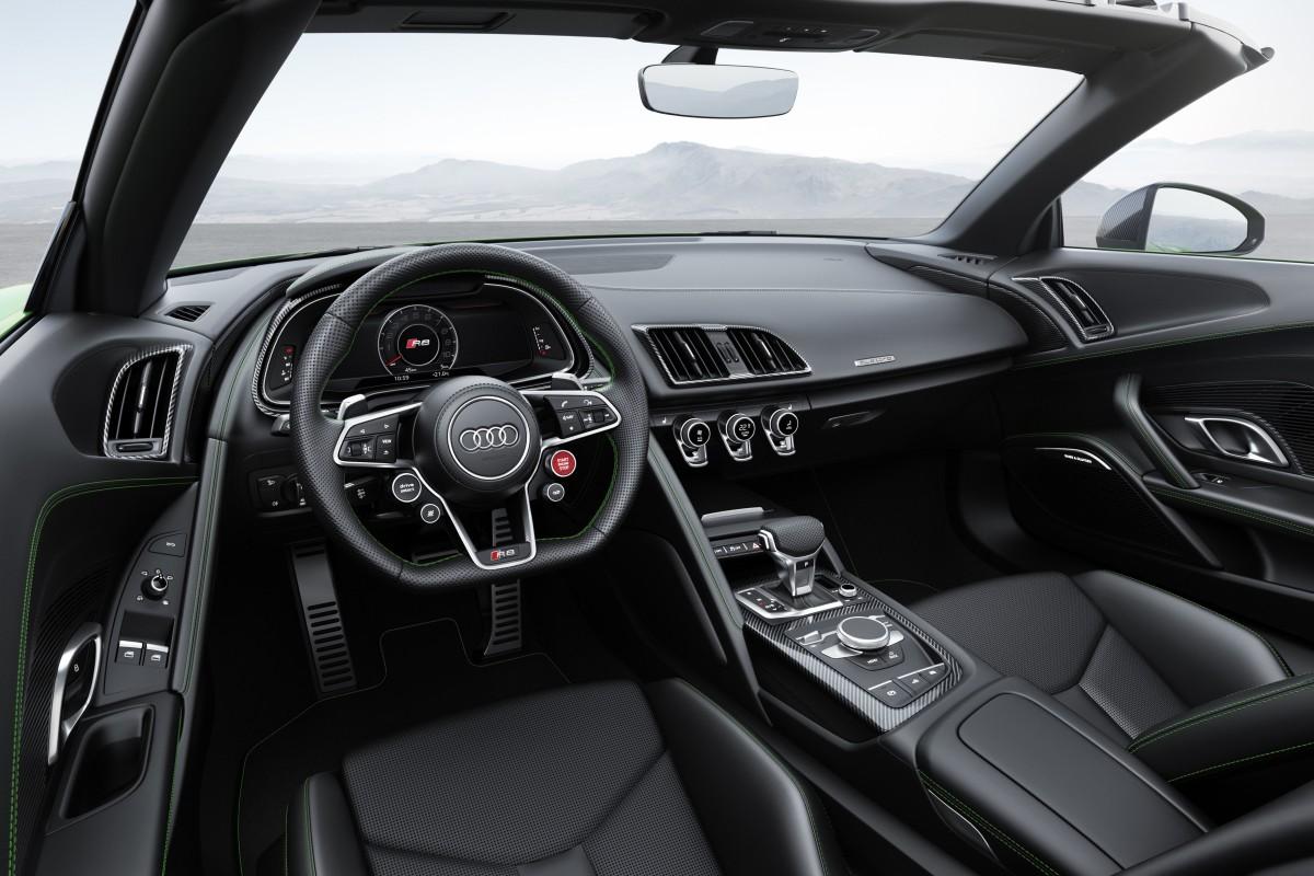 Экстрим-версия от Ауди: Новый кабриолет стал 610-сильным