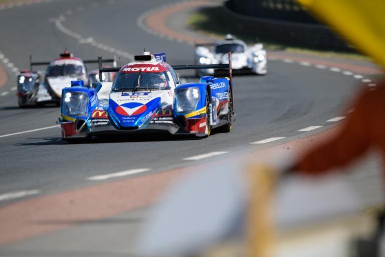 Команда Porsche выиграла 24 часа Ле-Мана