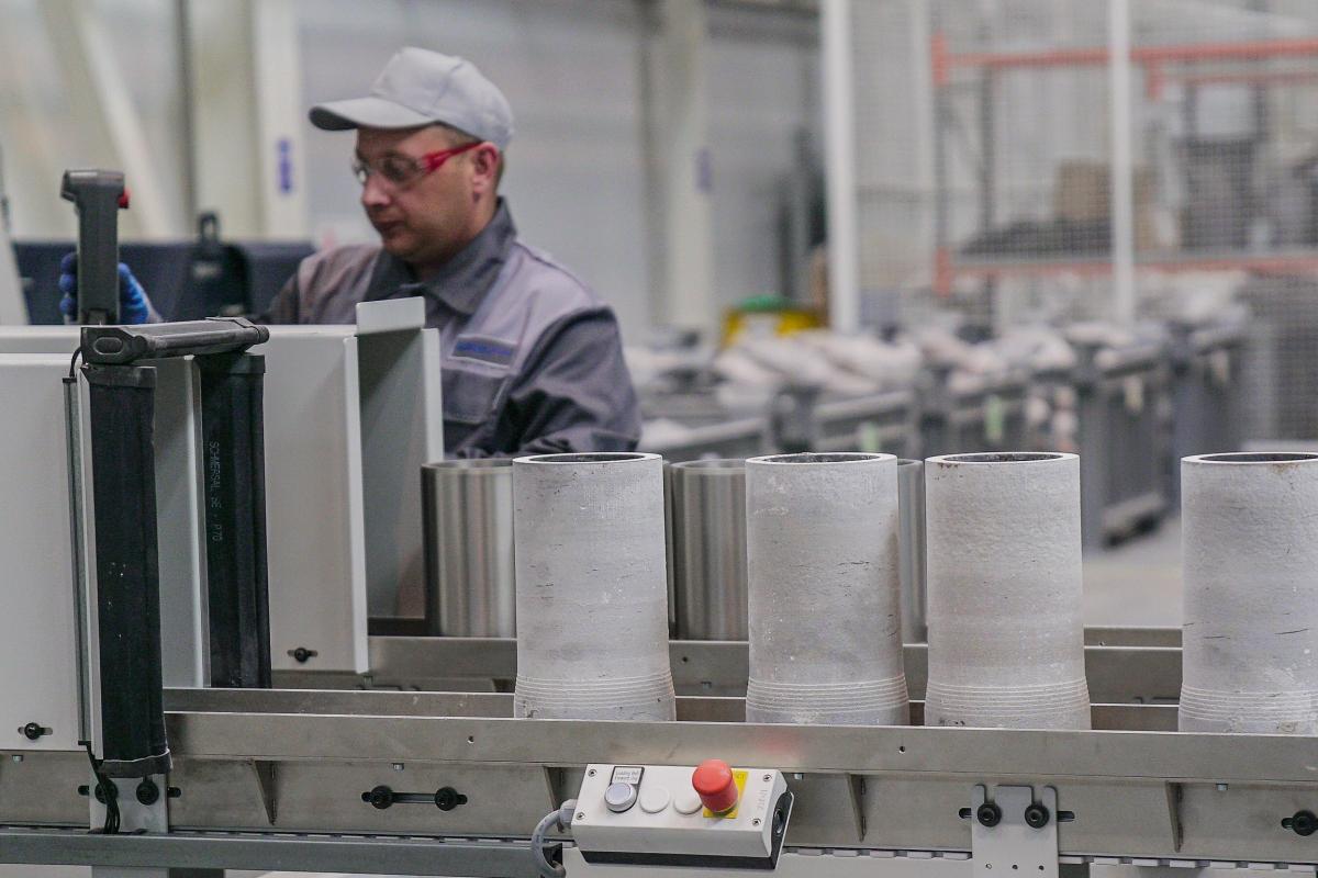 Federal-Mogul Powertrain открыл вНабережных Челнах новый цех литья
