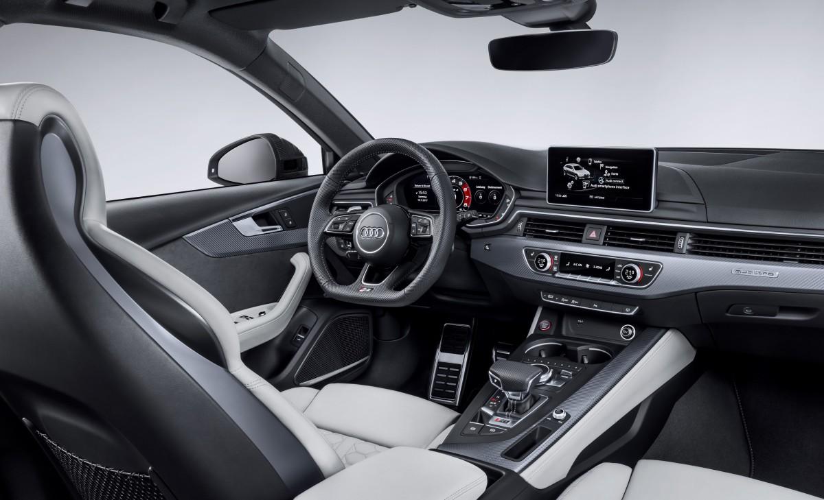 Ауди RS4 Avant поступает в реализацию. Известна цена