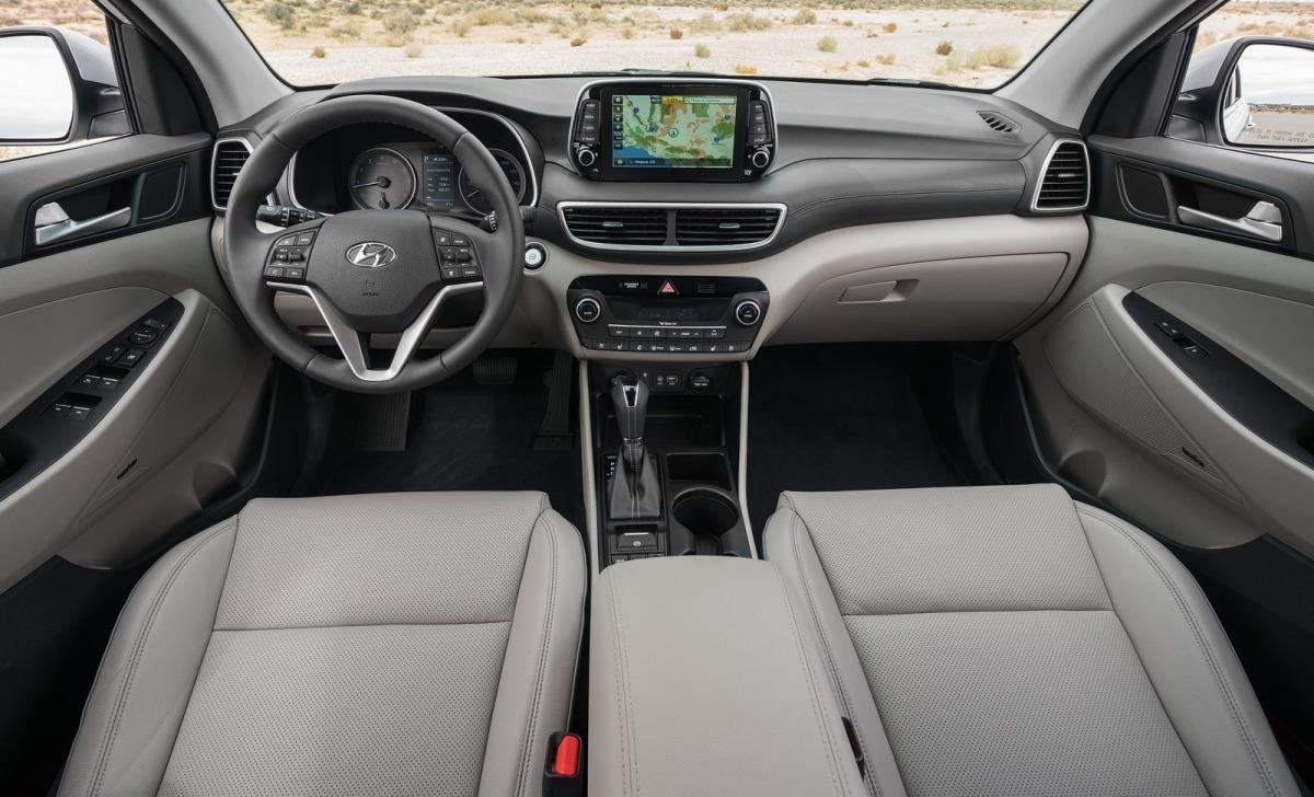 Нью-Йорк 2018 Hyundai обновил кроссовер Tucson