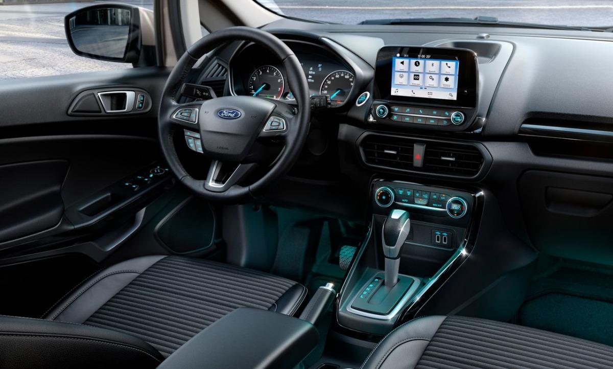 В РФ стартовали продажи нового Форд EcoSport