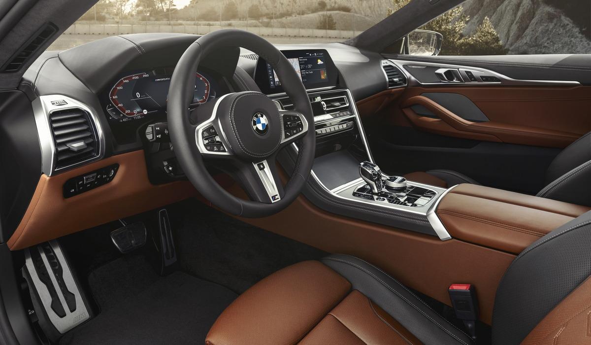 BMW оценил в рублях новый 8 Series Coupe