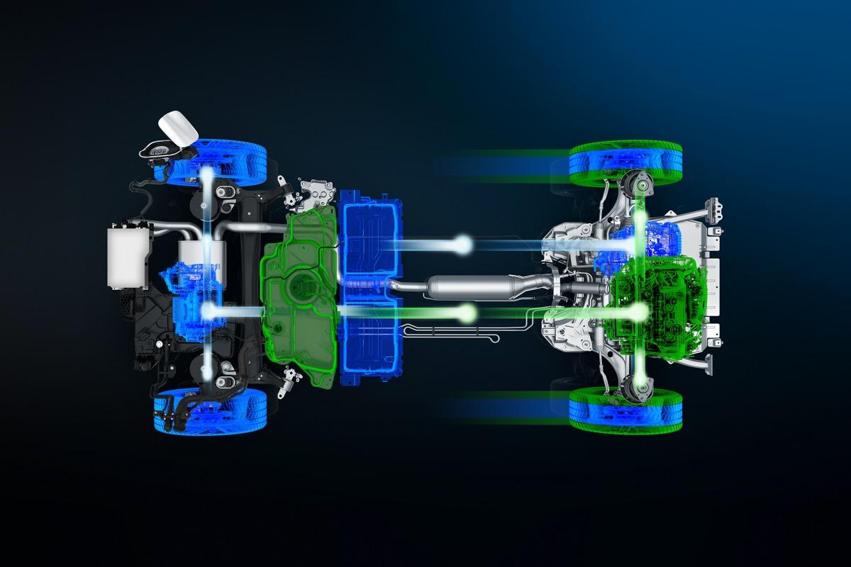 Peugeot представил гибридные версии моделей