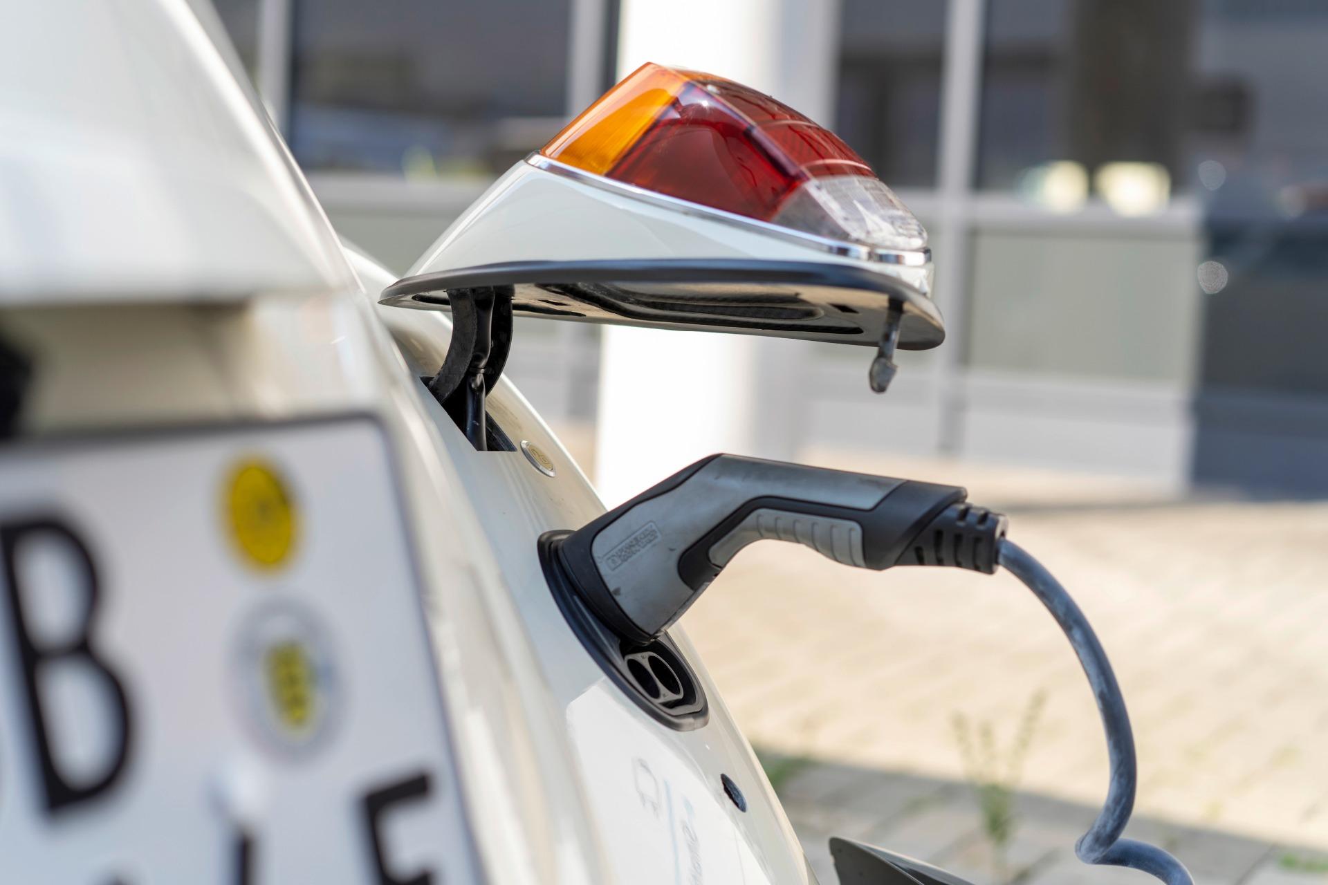 Традиционный VW Beetle переоборудовали вэлектрокар