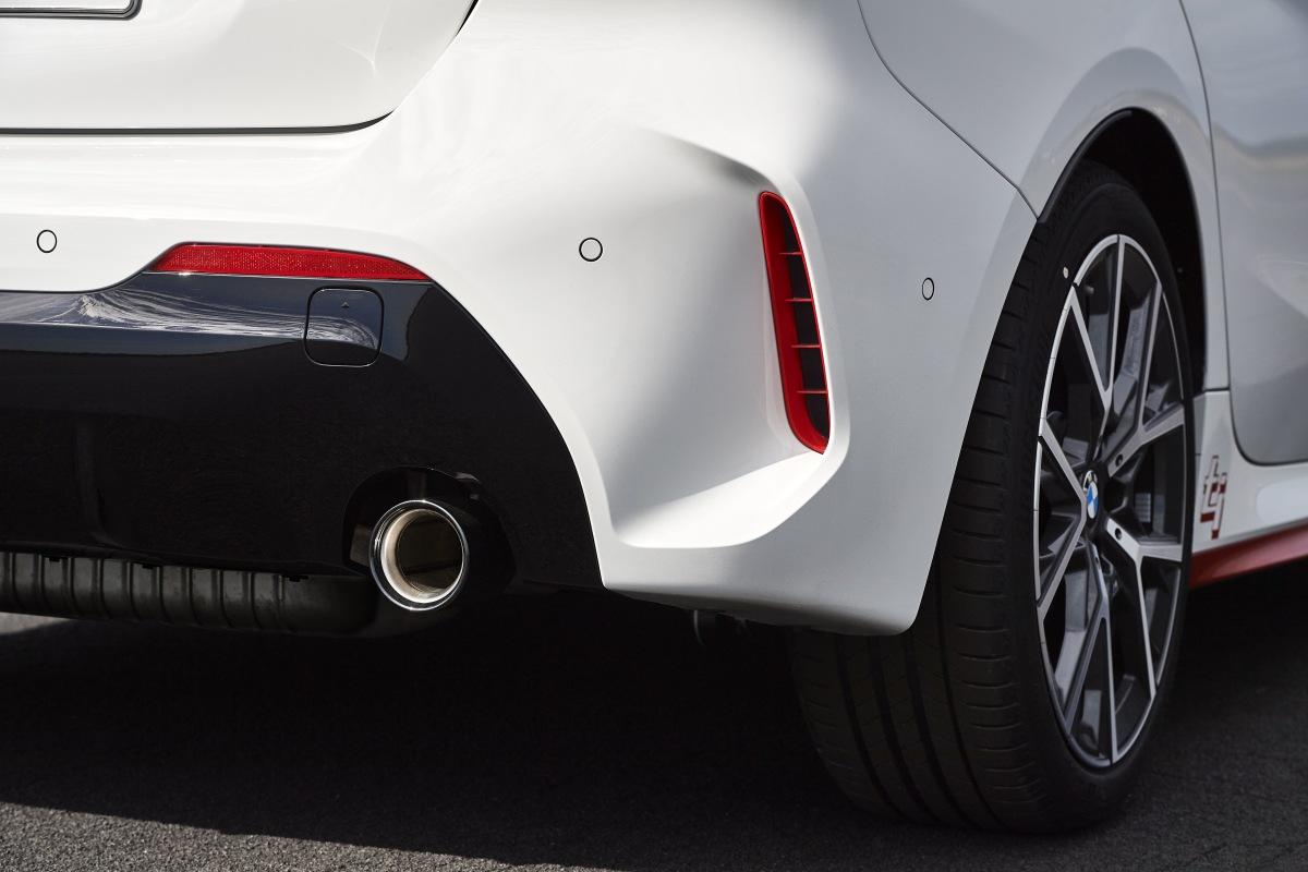BMW представил новую версию хэтчбека 1 серии