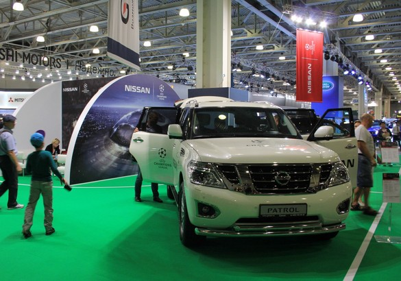 Moscow Off-Road Show превратилось в Crossover Show