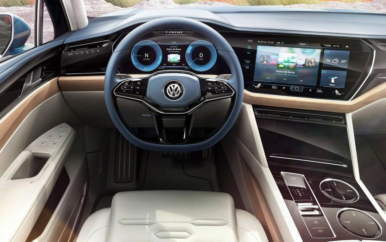 В Китай приехал новый большой кроссовер от Volkswagen