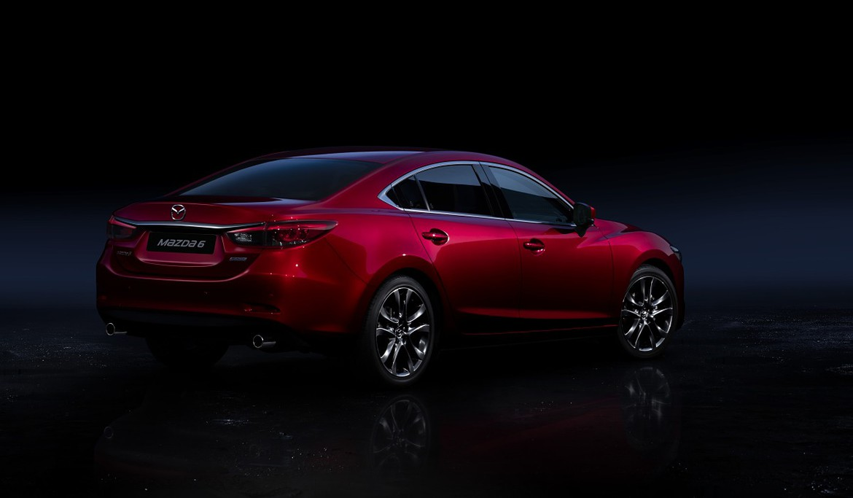 В конце осени до России доедет новая Mazda6