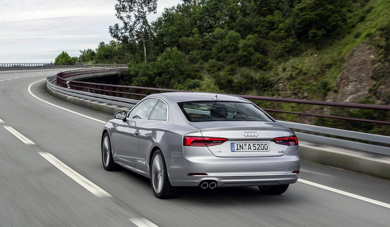 Новый Audi A5 получил российский ценник