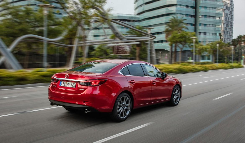 Новая Mazda6 получила российский ценник