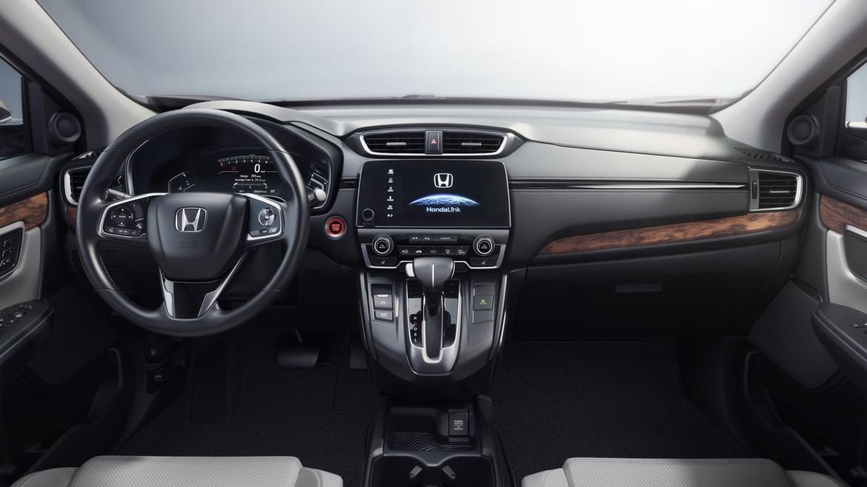 Компания Хонда представила пятое поколение известного кроссовера CR-V