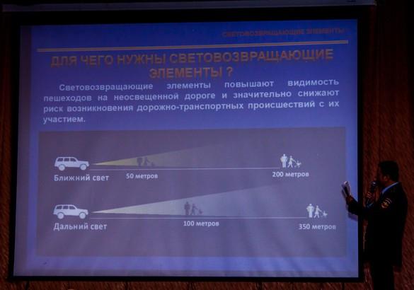 Полузащитник «Зенита» поведал учащимся Приморского района оправилах дорожного движения