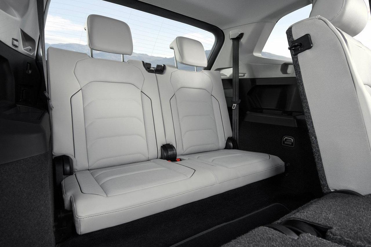 VW выпустит «бюджетные» версии Atlas иTiguan Allspace