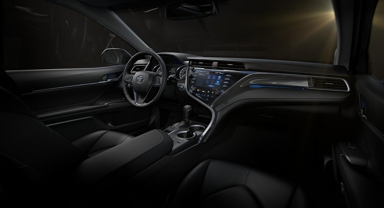 ВДетройте Тойота презентует 45 новинок, втом числе иновый Camry