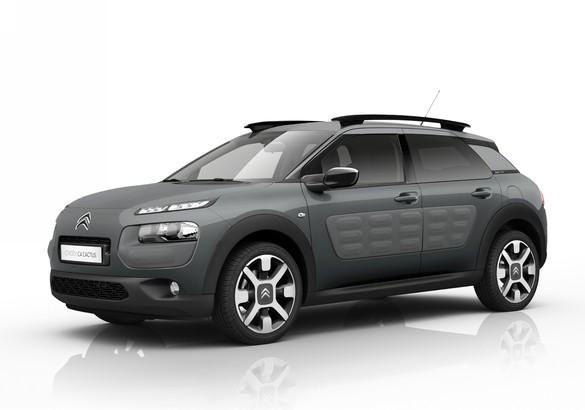 Ситроен оснастил вседорожный автомобиль C4 Cactus коробкой «автомат»