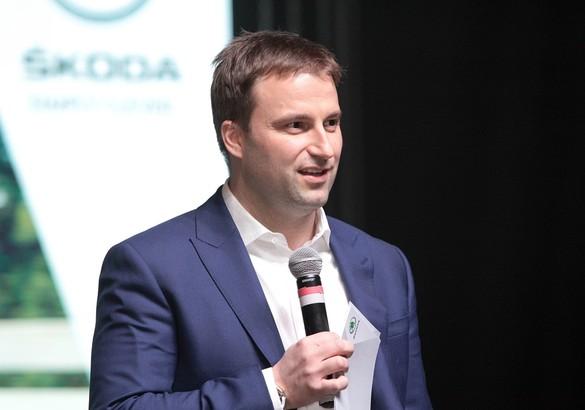 Первые автомобили Шкода Octavia 2017 переданы русским клиентам