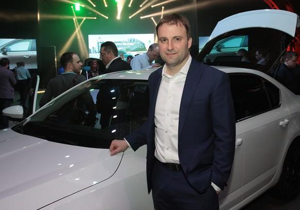 В Российской Федерации начинаются продажи обновленной Шкода Octavia